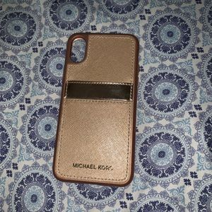Micheal Kors phone case